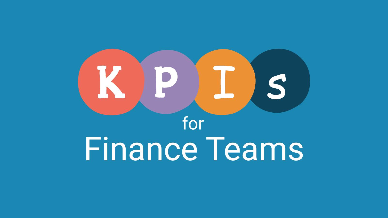 KPIs-for-Finance-Teams