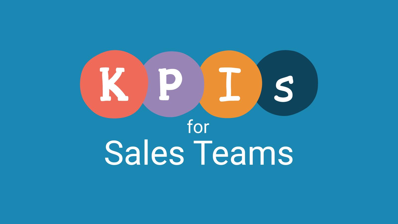 KPIs-for-Sales-Teams